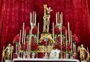 La Hermandad Misericordia de Arahal celebra el Quinario al Santo Cristo