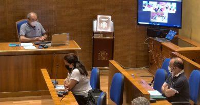 Sanromán presenta una rectificación con la que el alcalde no está de acuerdo