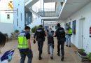 Detienen a una persona en Arahal que pertenecía a un grupo criminal dedicado al cobro de deudas