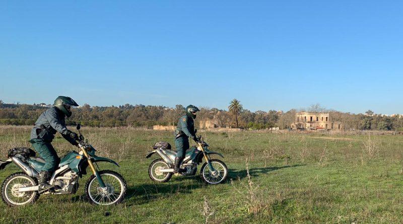 La Guardia Civil de Sevilla impulsa los dispositivos para erradicar las prácticas de caza furtiva