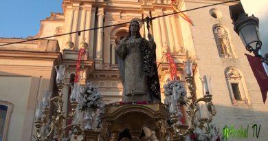 La Patrona de Arahal saldrá en procesión extraordinaria el 12 de octubre